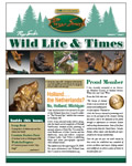 "Image for 'New issue of ""Wild Life & Times"" [1.26MB PDF]' announcement."