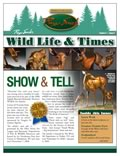 "Image for 'New issue of ""Wild Life & Times"" [1.3MB PDF]' announcement."