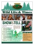 "Image for 'New Issue of ""Wildlife & Times"" [1.9MB PDF]' announcement."